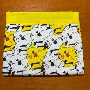 🎭3/$12🎭 Pokémon Inspired Snap Bag